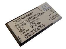 Batterie 1000mAh pour Emporia C160, ECO, AK-C160, AK-C160(V1.0)