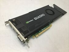 Nvidia Quadro K4000 3GB GDDR5 PCI Express 2.0 x16 Video Graphics Card GPU