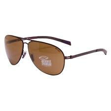 Smith - Mat Violet Ridgeway Lunettes de soleil aviateur avec étui