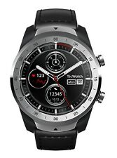 Ticwatch Pro Bluetooth Smart Watch IP68 Layered Display Wear OS by Google-Silver