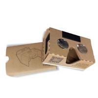 "Google Cardboard VERSION 2 Virtual Reality 3D Glasses-Max Fit 6.0"""