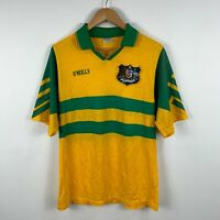 Vintage Oneills Australia Soccer Football Jersey Mens Size 40 Medium Play Issue?
