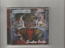 Labyrinth- Timeless Crime UK cd single sealed.