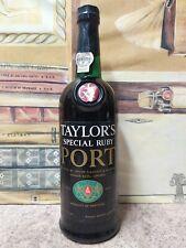 Port/Porto Taylor's special Ruby 75cl 20% imp. GHIRLANDA