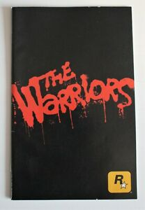 Sony Playstation 2 PS2 Instruction Manual The Warriors *No Game*