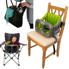 Kids Portable Travel Highchair Inflatable Booster Seat - Airtushi - NEW