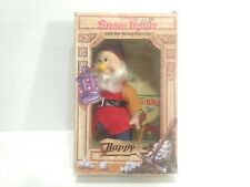 """Disney's Snow White And The Seven Dwarfs Happy 6 1/2"""" Fully Jointed Doll  t1791"""