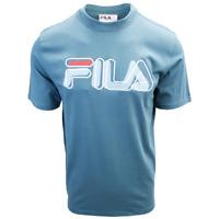 FILA Men's Green Feechi S/S T-Shirt (S09)