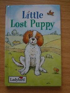 Ladybird book. Little Lost Puppy