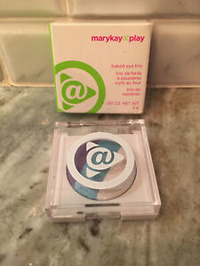 Mary kay At Play Baked Eye Trio Electric Spring 062147