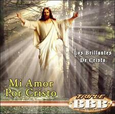 FREE US SHIP. on ANY 3+ CDs! ~Used,Good CD Brilliantes De Cristo: Mi Amor Por Cr
