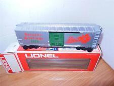 LIONEL LIMITED PRODUCTION 7806 - 1976 CHRISTMAS CAR- MINT- W2