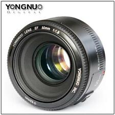 Yongnuo YN50mm F/1.8 AF/MF Standard Prime Lens for Canon EOS Rebel Camera