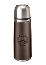 Original Mercedes-Benz Thermoskanne Isolierflasche 0,75 l braun/silber B66041494
