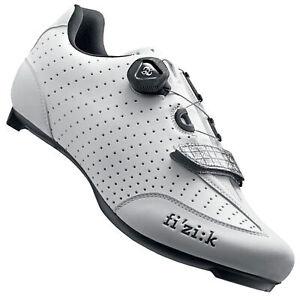 Fizik Women's R3B Donna Boa Cycling Shoes - White/Turquoise 37