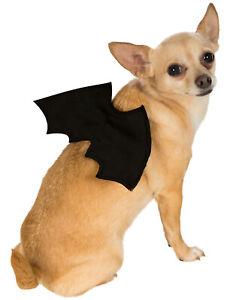 Dog Or Cat Pet Bat Vampire Batman Dracula Black Wings S/M