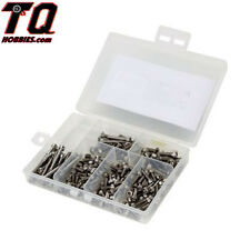 Dynamite DYNH1080 Stainless Steel Screw Set Associated SC10 Fast Shipping+ track