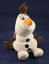 NEW Disney Store Exclusive Frozen Olaf Girls 3+ Plush Doll Toy Coin Purse Bag 7""
