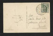 LYBIA TO ITALY PPC COVER 1940