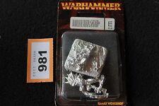 Games Workshop Warhammer Hommes Lézards tehenhauin prophète de SOTEK metal NEW Épuisé GW