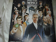 Doctor who 2015 special edition calendar with 13 doctors