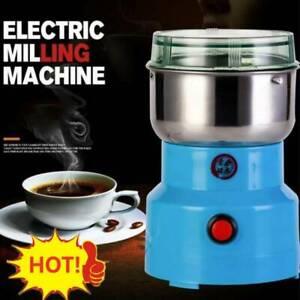 Multifunction Smash Machine Electric Grinder Mill Grinding Miller Machine US