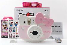 Fujifilm Instax Mini HELLO KITTY Rare Instant Film Camera  Open Box from JAPAN