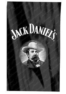 Jack Daniels Mr Jack Daniels Old No. 7 Tennessee Whisky design Cape Wall Flag