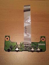 HP Pavilion ZV6000 scheda pulsanti audio board card button + flat cavo cable