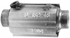Catalytic Converter - Calcat Universal Converter Front-Left/Right Walker # 81804