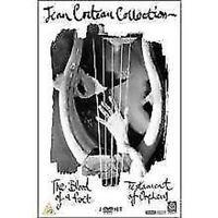 Jean Cocteau Colección - The Blood De Un Poeta / Testament Of Orpheus DVD Nuevo