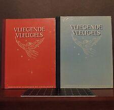 Vliegende Vleugels Aviation History 47/49 Theodorus Niemeijer Groningen Vol 1&2