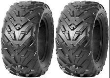 Pair 2 Duro K721A 25x10-12 ATV Tire Set 25x10x12 DI-K721A 25-10-12