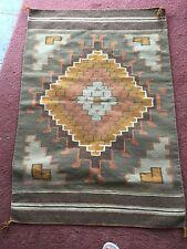 Navajo Handwoven rug.
