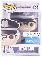 Funko Pop Marvel Police Uniform Stan Lee Cameo #283 Walmart Exclusive In Hand
