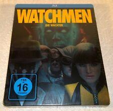 Watchmen (2010, Germany, Region Free) Steelbook NEW