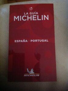 La Guía Michelin  España y Portugal 2019