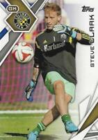 2015 Topps Major League Soccer Base Common Cards (101 - 120) MLS