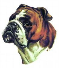 Embroidered Fleece Jacket - English Bulldog BT2363  Sizes S - XXL