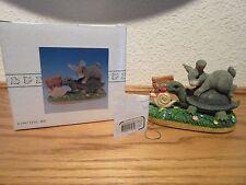 "Charming Tails ""Steady Wins the Race"" Figurine"