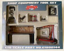 Gmp Shop Equipment Tool Set 1:18 Scale Part No. G1800144