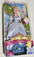 Mattel Barbie Disney Gem Princess Cinderella 2006  G7932 Brand New in Box