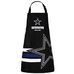 Dallas Cowboys Printed Tailgating Apron