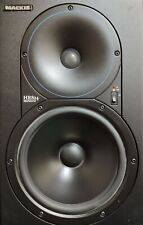 MACKIE HR-824 HI-RESOLUTION 2 WAY STUDIO MONITORS