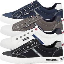 s.Oliver 5-14603-24 Schuhe Herren Halbschuhe Freizeit Slipper Sneaker Turnschuhe
