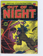 Out of the Night #4 ACG 1952