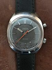 Vintage Stainless Steel Omega Chronostop  Collectable 1960's Wrist Watch.