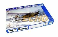TRUMPETER Aircraft Model 1/72 Antonov An-2 Colt on Skis Scale Hobby 01607 P1607