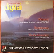 Mozart, Beethoven, Tschaikowsky, VG/VG, 3  LP Box (1814)