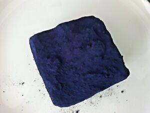 Indigo Dye Cake  - 100% natural and organic from Tamil Nadu